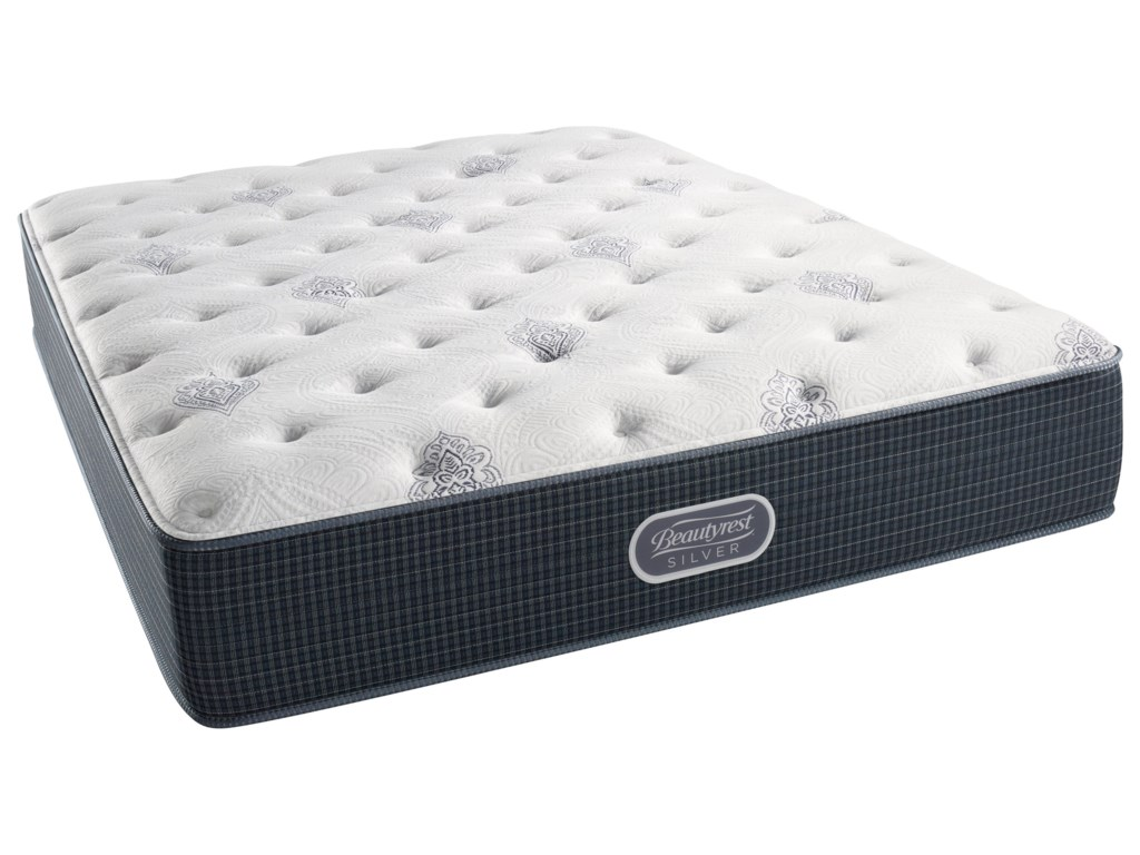 Beautyrest Silver Open Seas PlushBeautyrest Silver Cal King Mattress