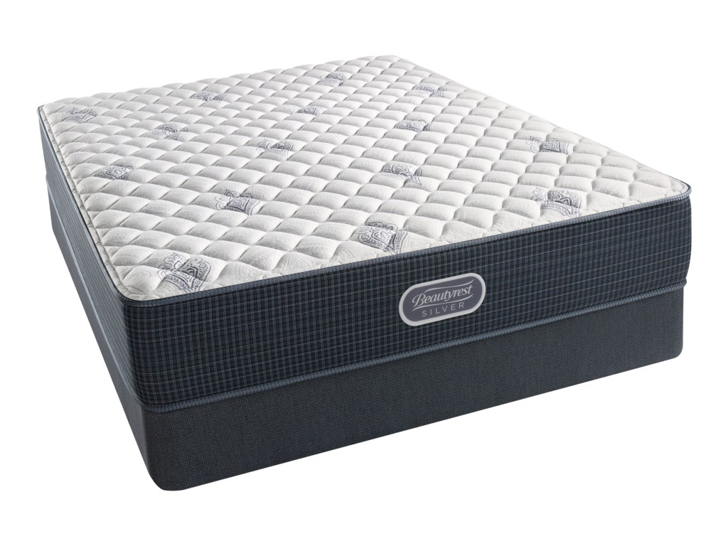 Beautyrest Silver Open Seas Extra FirmTwin XL Set