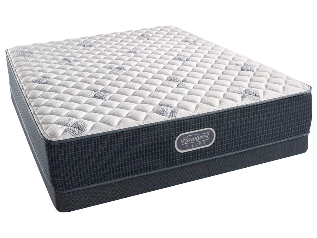 Beautyrest Silver Open Seas Extra FirmBeautyrest Silver Full Mattress Set