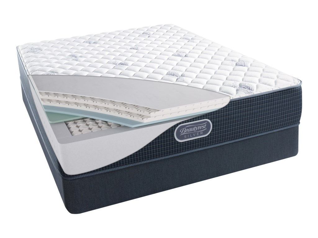 Beautyrest Silver Open Seas Extra FirmBeautyrest Silver Queen Mattress