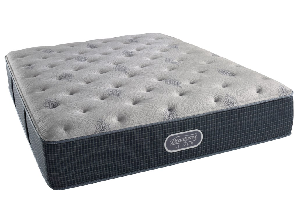 Beautyrest Silver Charcoal Coast PlushBeautyrest Silver Twin XL Mattress