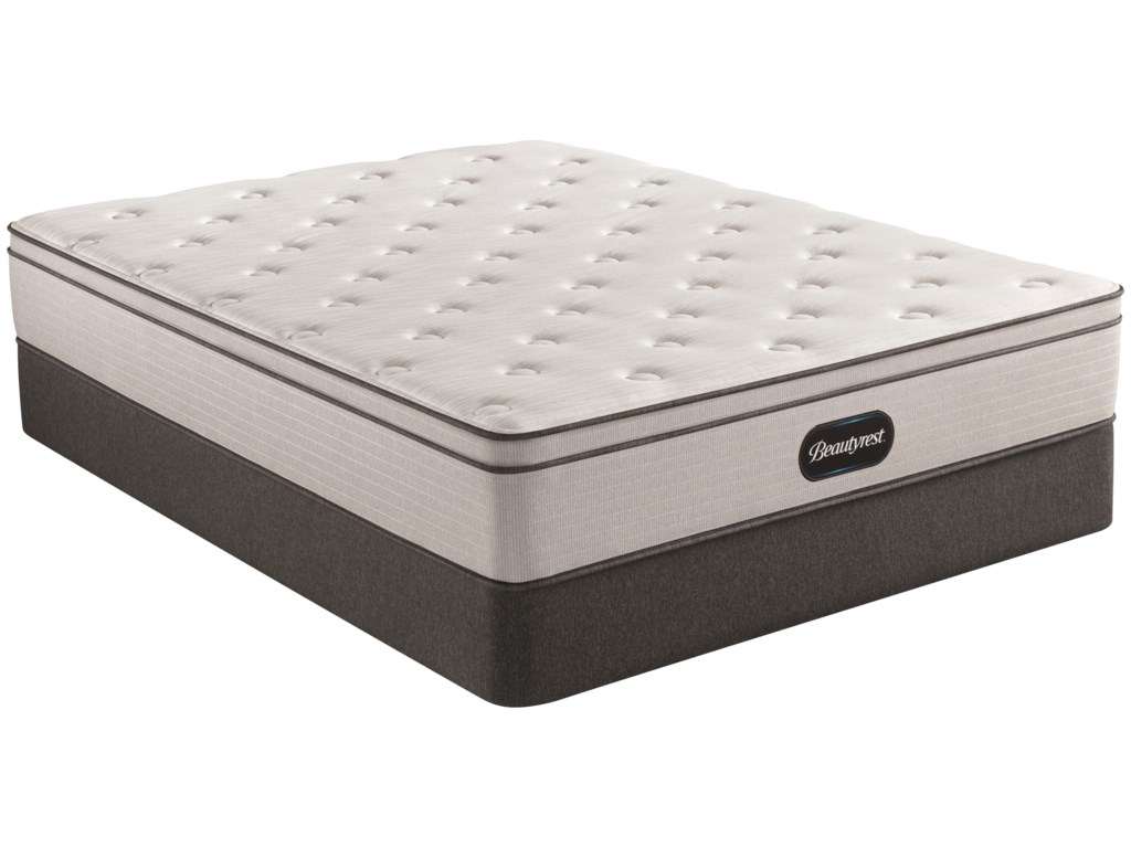Beautyrest BR800 Plush ETBeautyrest Cal King Set