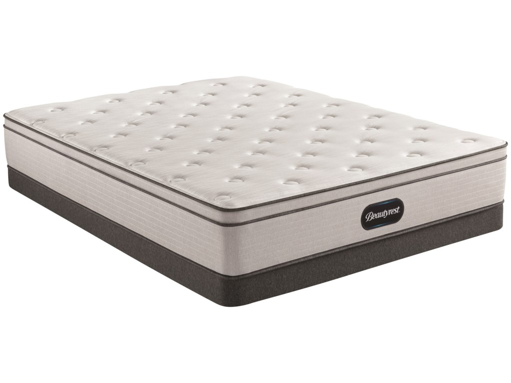 Beautyrest BR800 Plush ETBeautyrest Twin Set