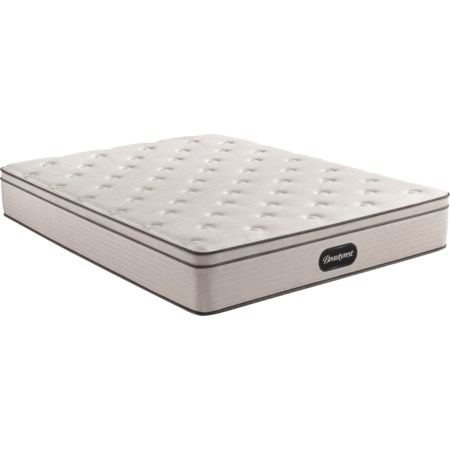 "Queen 12"" Pocketed Coil Mattress"