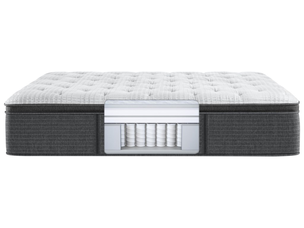 Beautyrest BRS900-C Medium PTKing 16