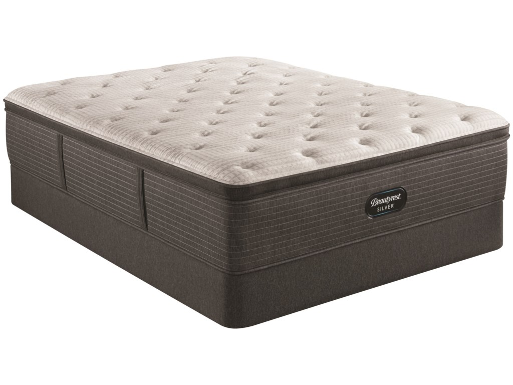 Beautyrest BRS900-C Plush PTKing 16 1/2