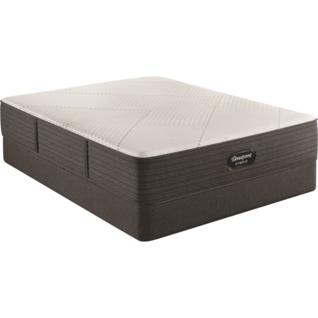 "Queen 13 1/2"" Hybrid Mattress Set"