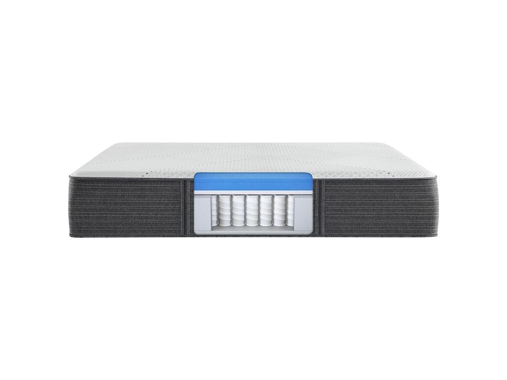 Beautyrest BRX1000-IP MediumTwin XL 13 1/2