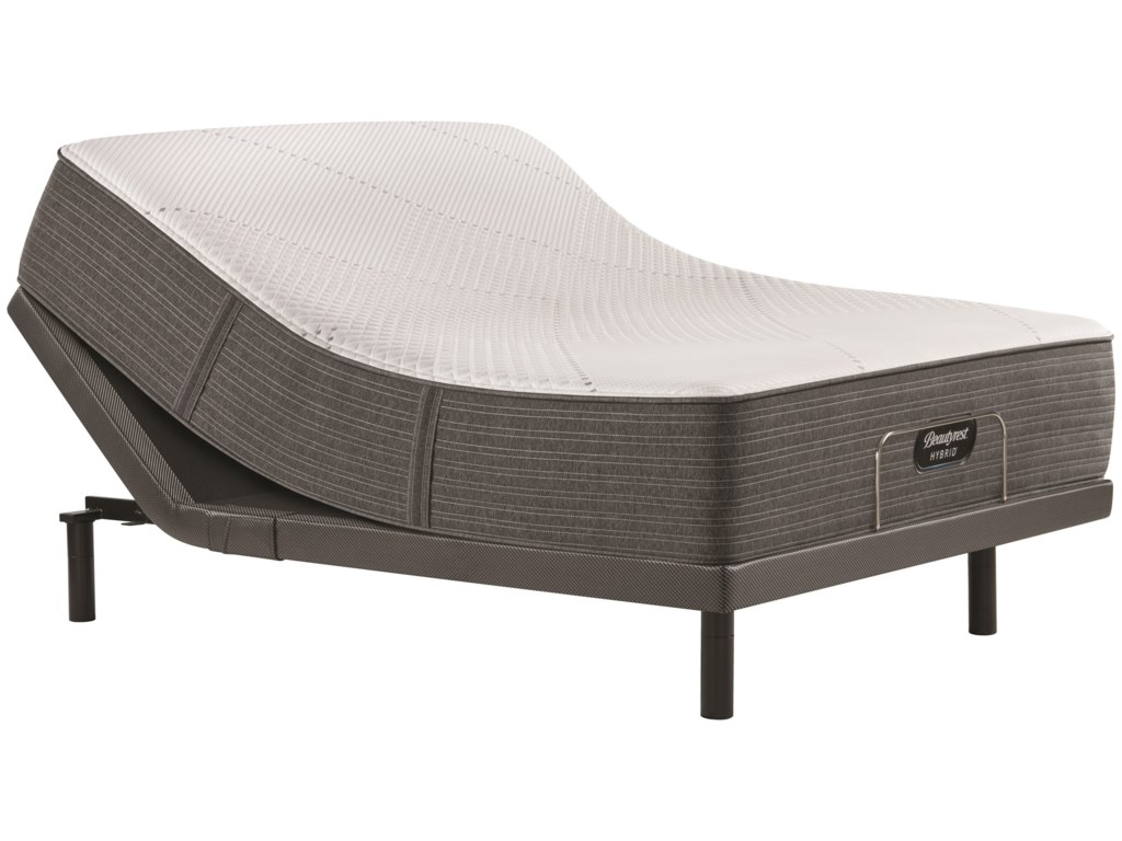 Beautyrest BRX1000-IP PlushCal King 13 1/2