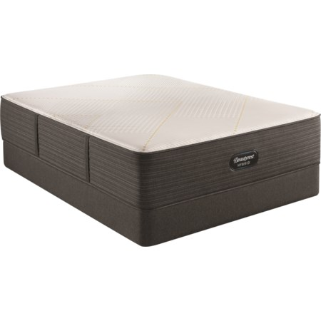 "Queen 14 1/2"" Hybrid Mattress Set"