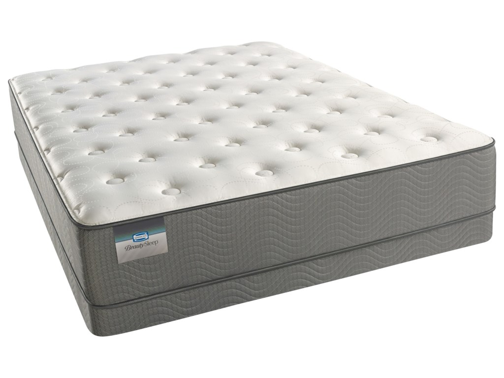 Beautyrest Beautysleep Cascade Mountain PlushTwin Low Profile Set