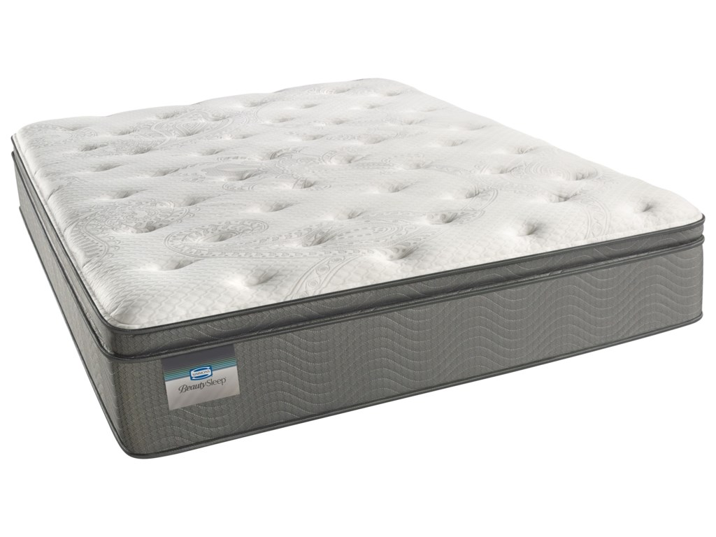 Beautyrest Beautysleep Keyes Peak Lux Firm PTKing 12 1/2