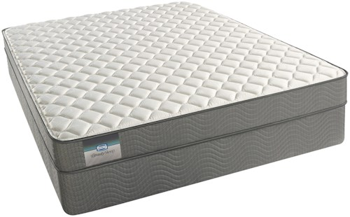 Beautyrest BeautySleep Danielle Twin Extra Long 6