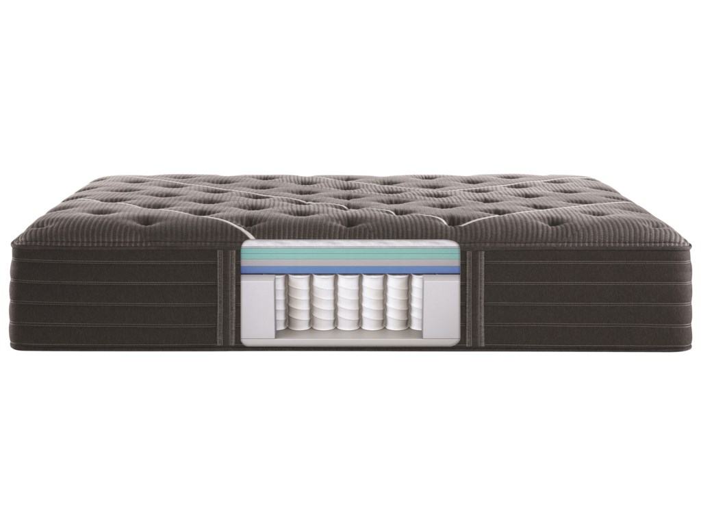Beautyrest C-Class PlushCal King 13 3/4