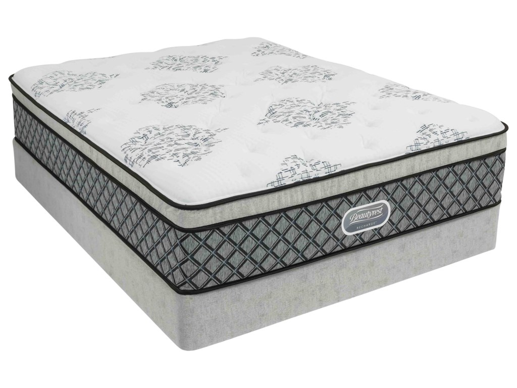 Simmons Recharge SeriesFirm Double Mattress & Boxspring
