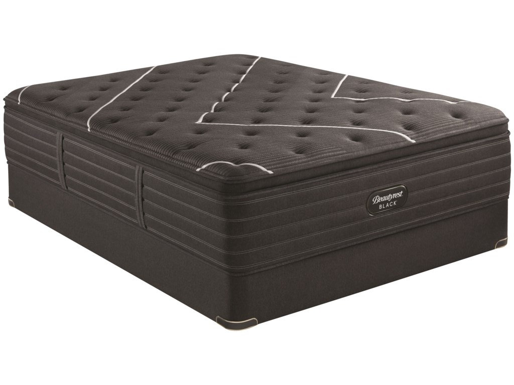 Beautyrest K-Class Ultra Plush PTKing 18