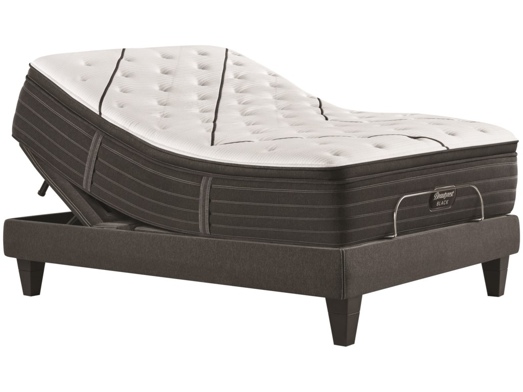 Beautyrest L-Class Medium Pillow TopCal King 15 3/4