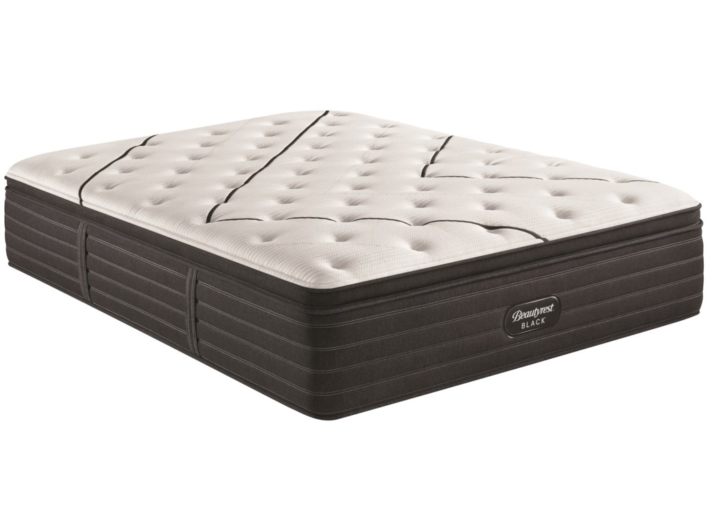 Beautyrest L-Class Plush Pillow TopCal King 15 3/4