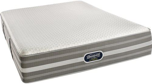 Simmons Recharge Hybrid Level 1 Liliane Twin Extra Long Luxury Firm Mattress