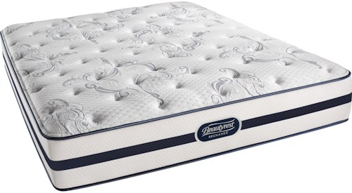 Simmons Recharge Level 1 Aimee Twin Extra Long Plush Mattress