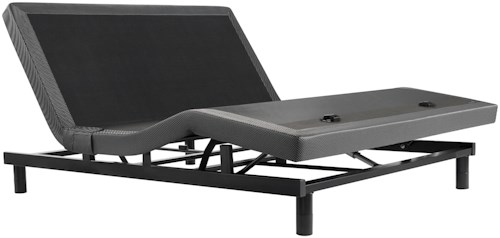Simmons SmartMotion Base 1 Twin Extra Long SmartMotion™ Base 1.0 Adjustable Base
