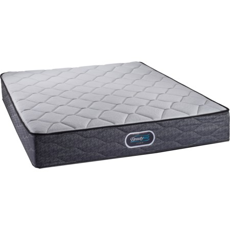 Queen Med. Firm Tight Top Coil Mattress