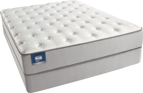 Simmons Canada Beautysleep Andrea Full Plush Mattress and Foundation