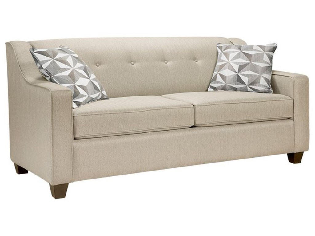 Simmons Upholstery Canada RebeccaDouble Sofa Bed