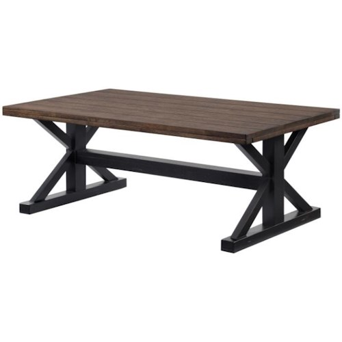 Simmons Upholstery Canada Lexington Tail Table Boulevard Home Furnishings Coffee Tables