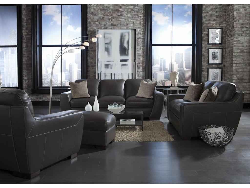 Simon Li AlphaStationary Living Room Group