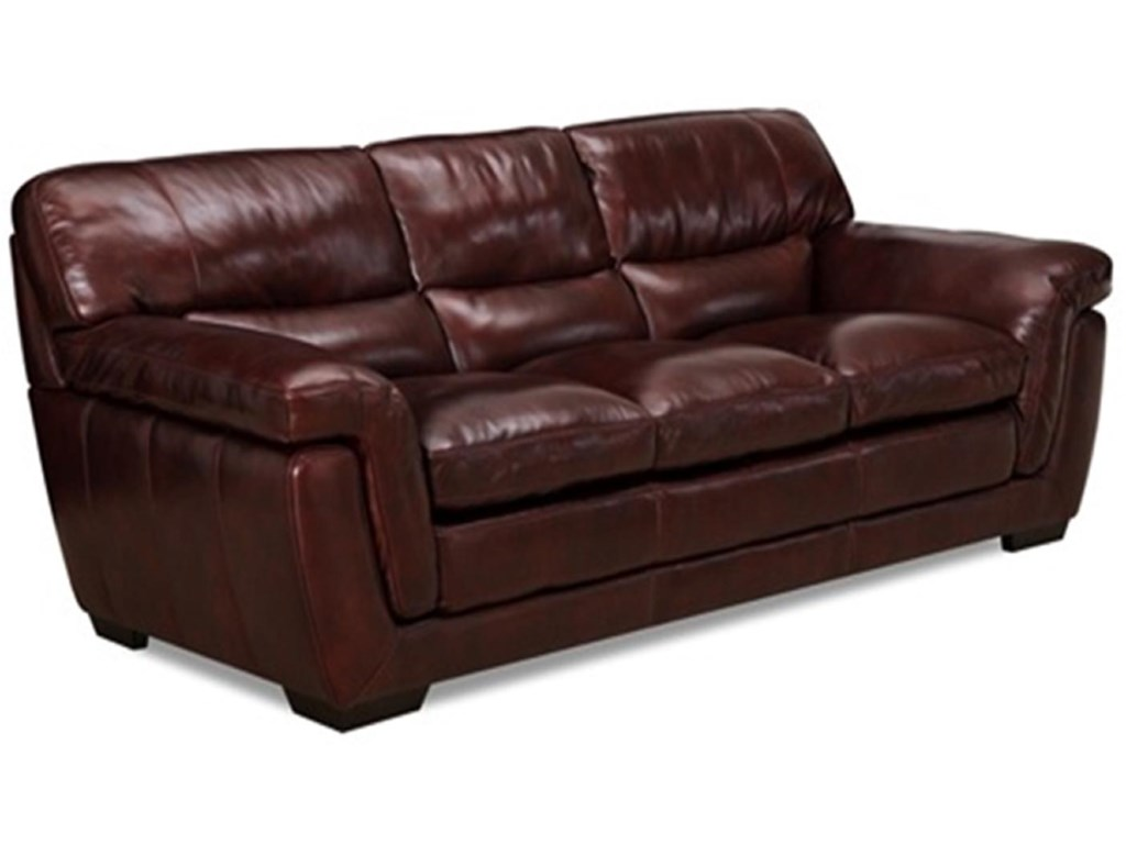 Simon Li 6956Casual Leather Sofa