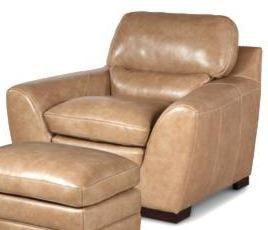 Simon Li J047 Casual Leather Arm Chair