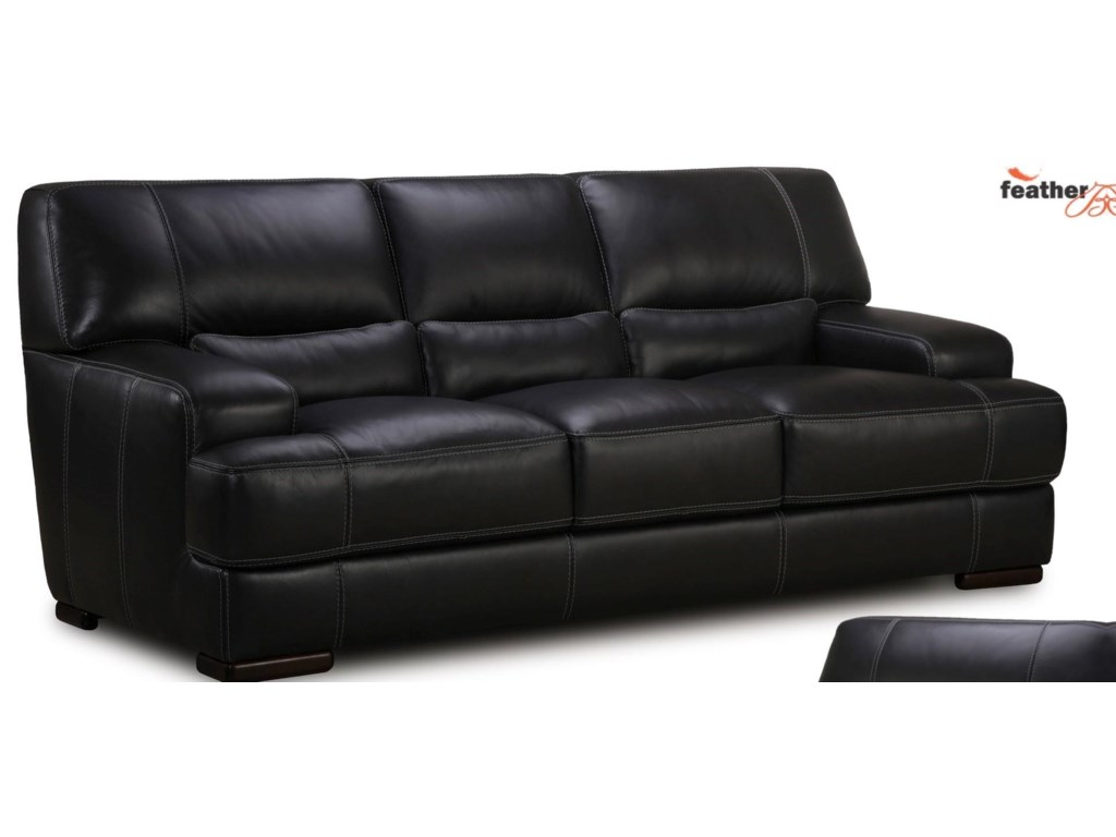Simon Li J464 J4654 030 Leather Sofa Furniture Fair North
