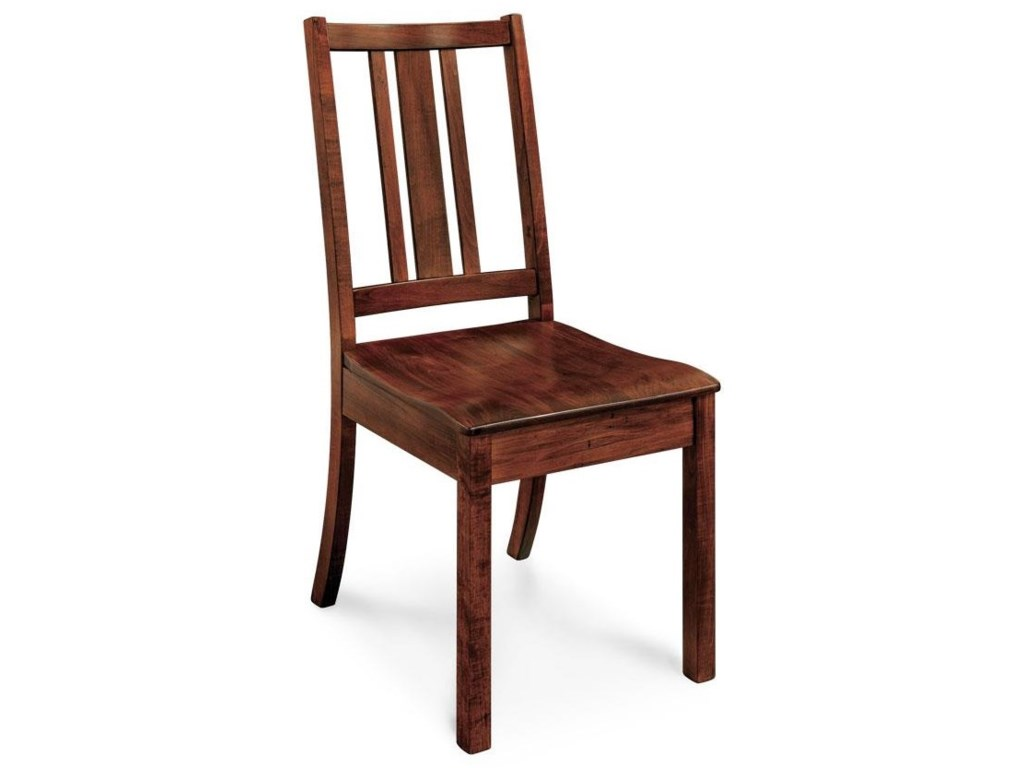 Simply Amish Simply AmishWaveland Side Chair