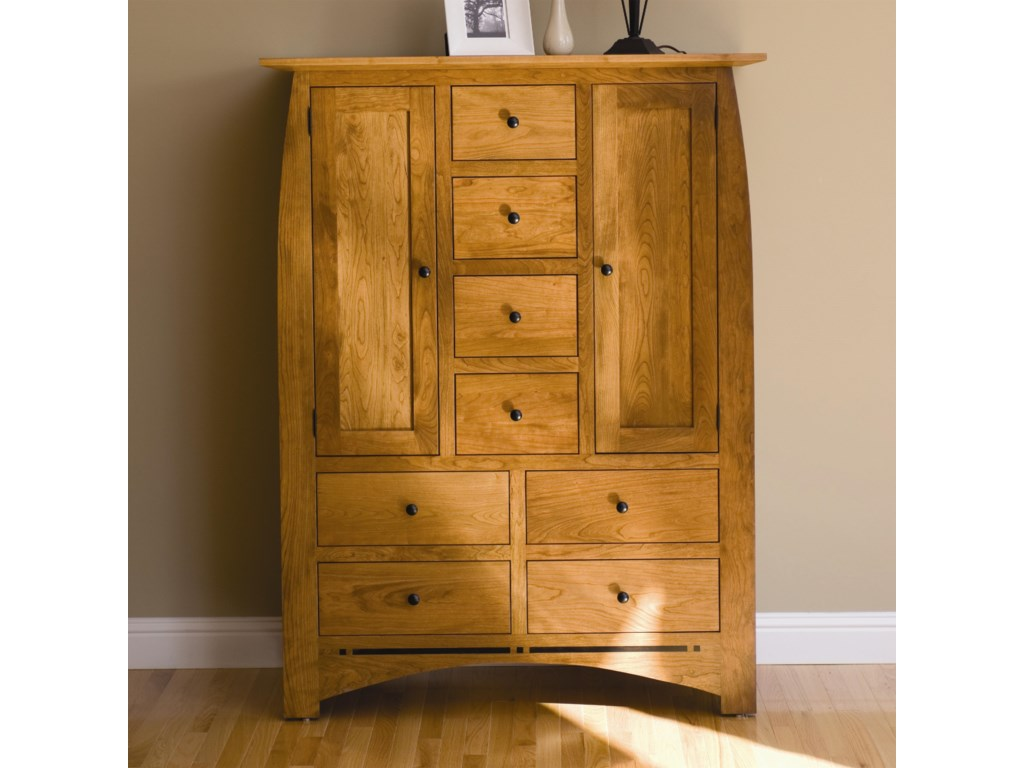 Simply Amish AspenDoor Chest