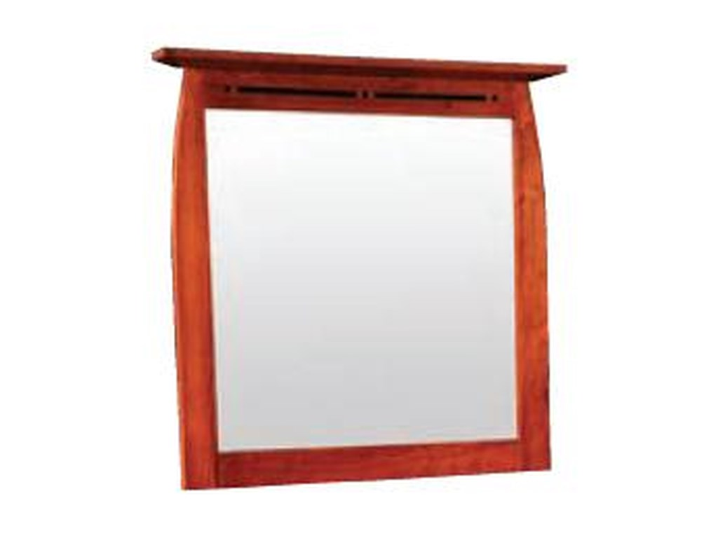 Simply Amish AspenMirror for Sideboard