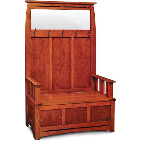 Hall Storage Bench