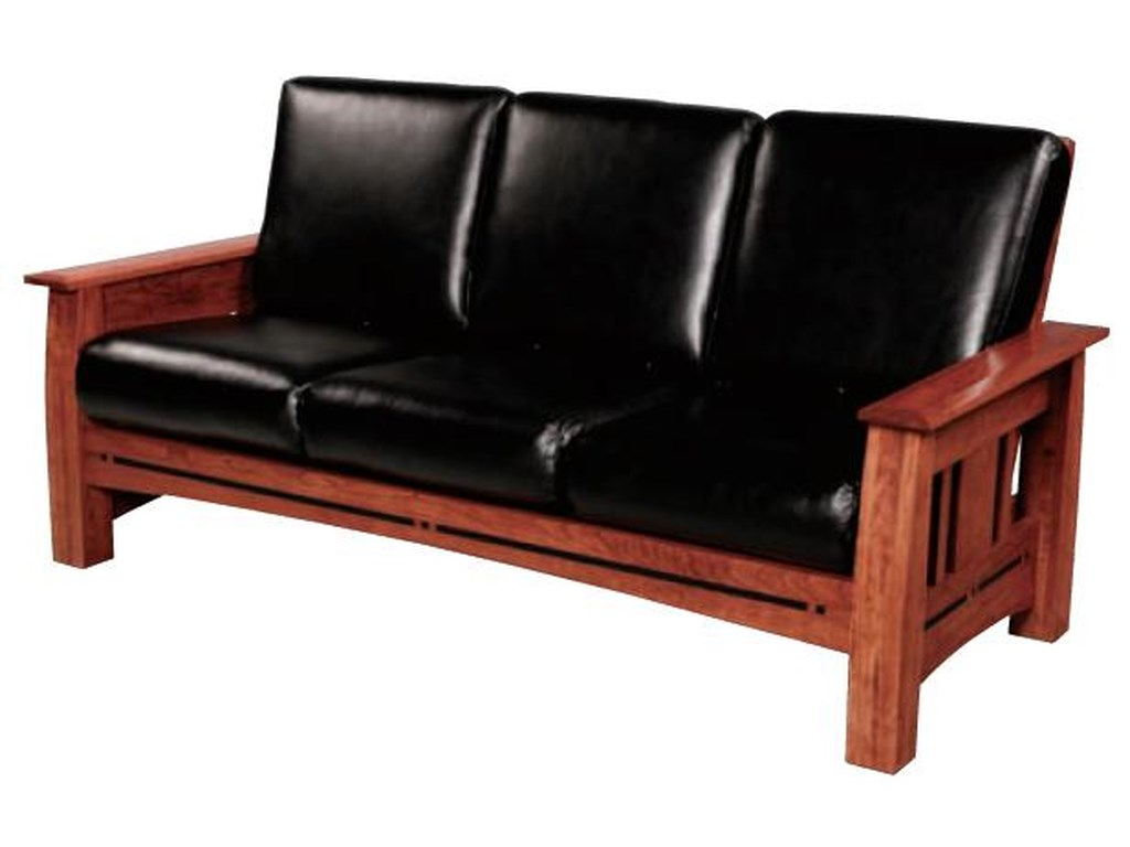 Simply Amish AspenSofa