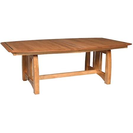 Table with Ebony Inlay