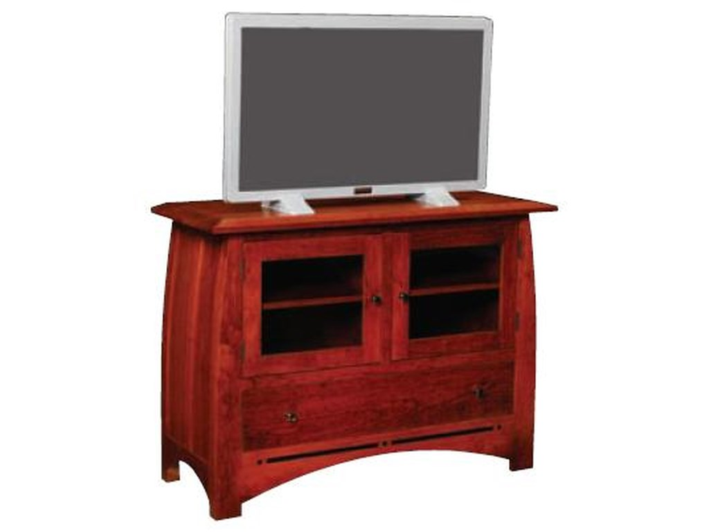 Simply Amish AspenSmall TV Stand