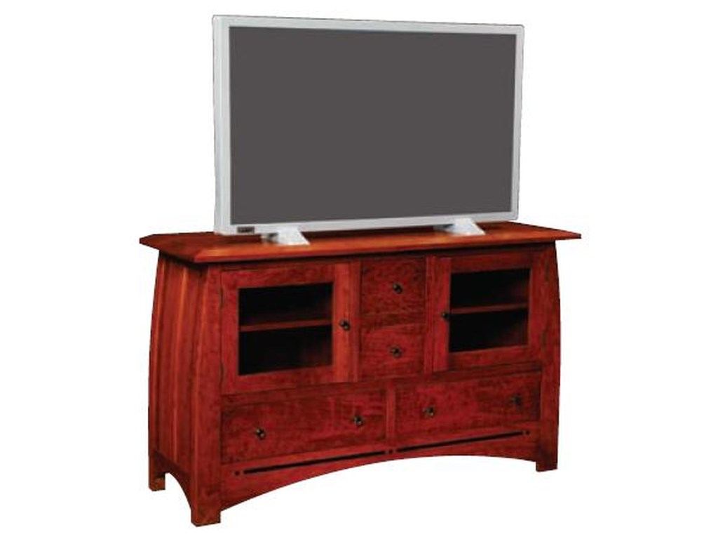 Simply Amish AspenLarge TV Stand