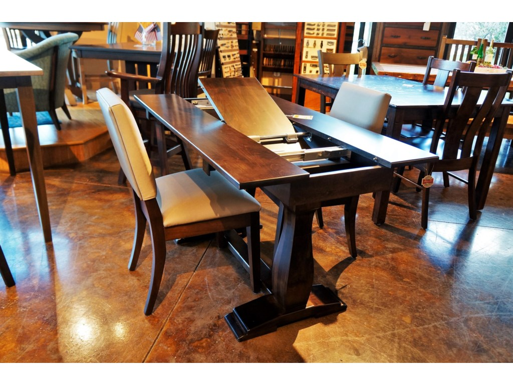 Simply Amish AvalonSofa/Dining Table