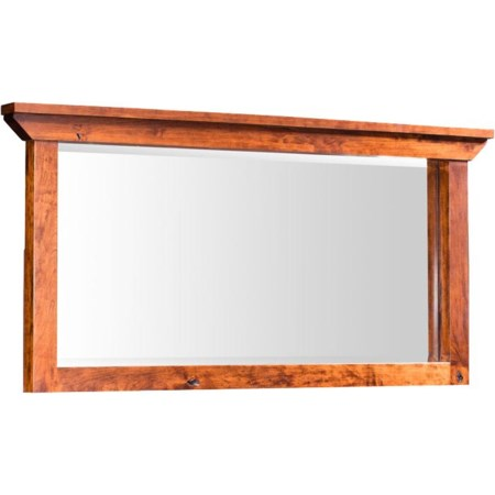 Medium Bureau Mirror