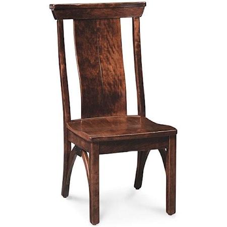 Trestle Bridge Side Chair