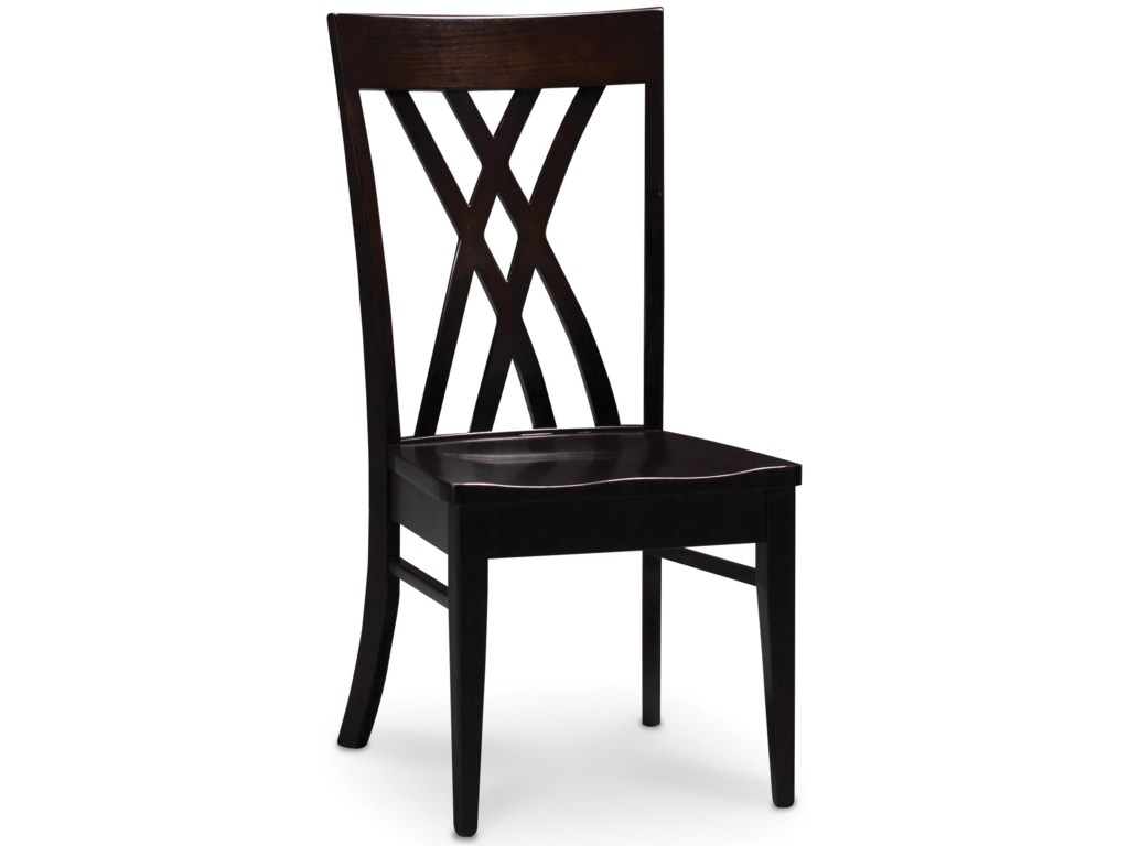 Simply Amish ChairsPierson Side Chair