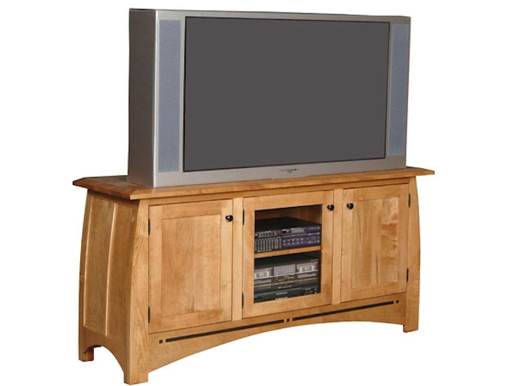 Simply Amish AspenTV Stand