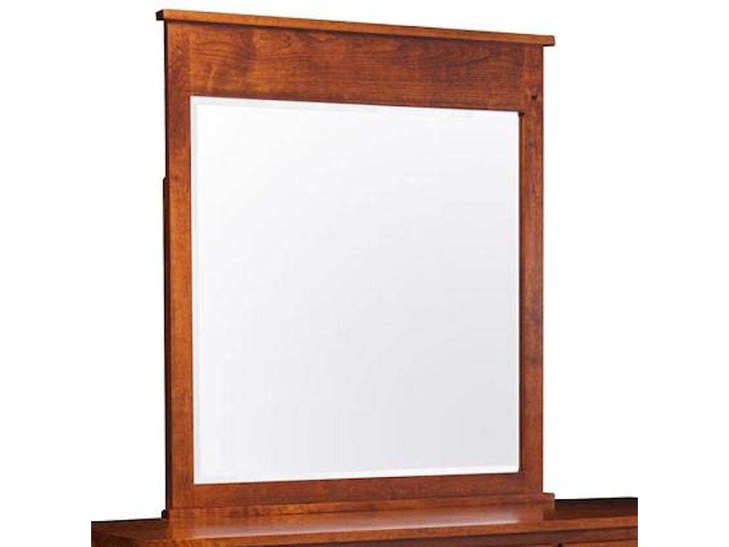 Simply Amish ExpressShenandoah Express Dresser Mirror