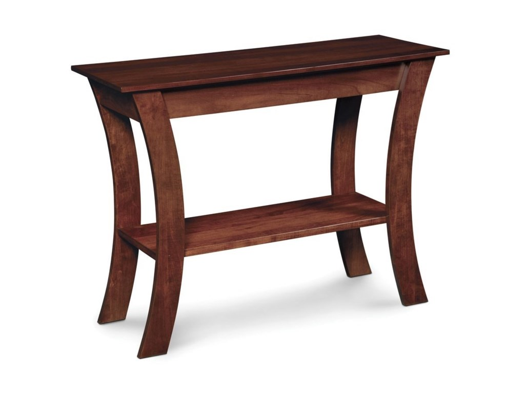 Simply Amish ExpressGrace Sofa Table