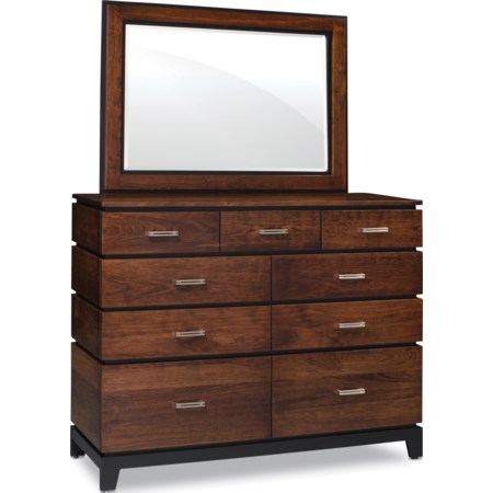 Mule Chest with Mirror