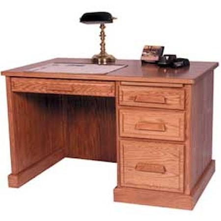 Flat Top Desk 2